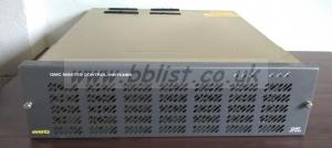 Evertz QMC Series Master control Switcher Mainframe