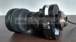 Canon J21a x 7.6 B4 WRS IFXS Broadcast Lens