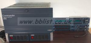 Trilogy Commander 66 Digital Studio Intercom System +Panels