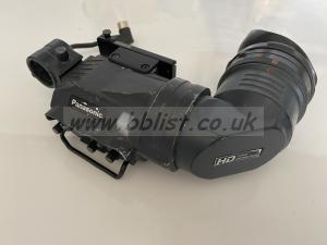 Panasonic B&w viewfinder