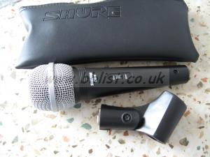 Shure C606