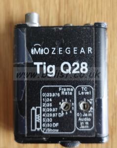 MOZGEAR Tig Q28 Lemo edition