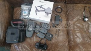 Dji Mavic Pro Drone Camera