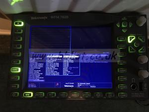 TEKTRONIX WFM-7020 HD Waveform monitor