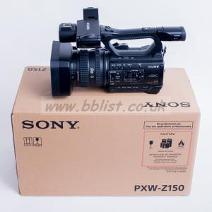 Sony PXW Z150 Camera