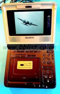 Sony HVR-GVD1000E D1000 Video Recorder Player.