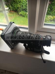 Canon J8 lens for spares