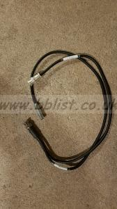 Sound Devices TIMECODE CABLE Lemo 5-pin > 2x BNC (in + Out)