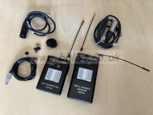 WIRELESS MIC KIT : MICRON EXPLORER,   518-541 + SANKEN LAV