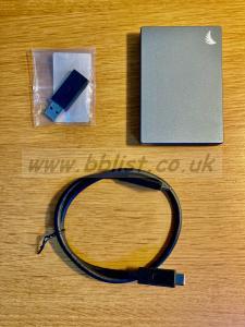 AngelBird CFast 2.0 Memory Card Reader, excellent condition
