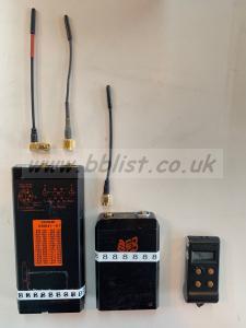 AUDIO LTD 2040 RADIO MIC SYSTEM