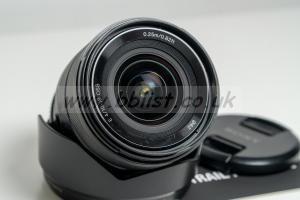 SONY E 10–18mm F4 OSS Lens (SEL1018)
