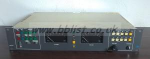 TSL AMU2-2MD SD Embedded PPM Monitor