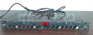 BSS DPR-402 Compressor/Limiter/ De-Esser Unir
