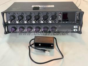 SOUND DEVICES 664 with CL-6 EXTENSION