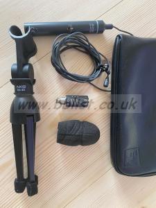 AKG SE300B CK93 CK97 Modular mic system