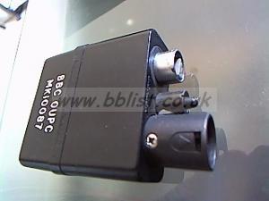 tiny Beyer phantom power unit