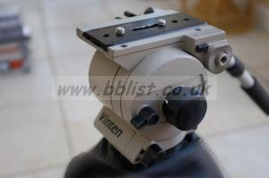 Vinten Vision 12 SD head
