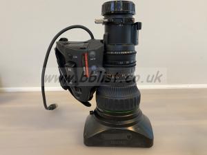 "CANON J17ex7.7B4 IASE Lens 2/3"" Full SERVO"