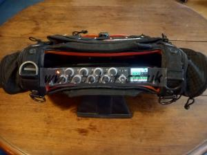 Sound Devices MixPre 10T + bag & battery sled