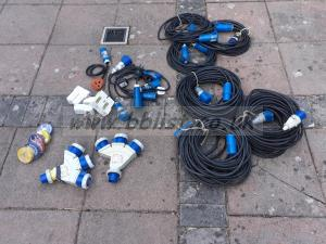 16amp  cables package