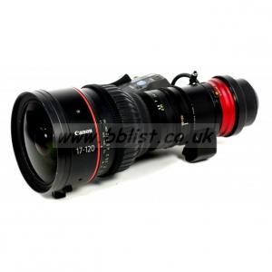 Canon CN7 17-120mm