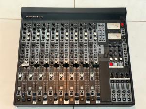 SONOSAX ST8D with A/D converter