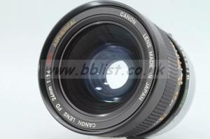 Canon FD 24mm f1.4 ssc aspherical or Nfd 24mm f1.4L