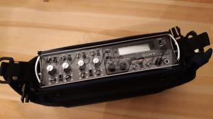 Sony DMX-P01 field mixer