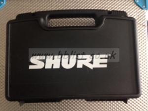 Shure VHF Radio System Model T3-PB Pocket Transmitter
