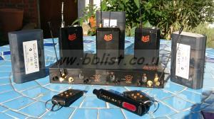 Audio Radio Mics