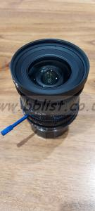 Tokina ATX Cine 11-16 mm PL mount