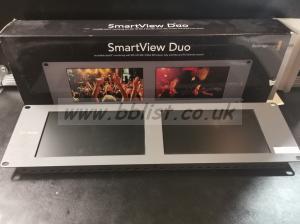 Blackmagic Design - Smartview Duo HD SDI TWIN MONITORS