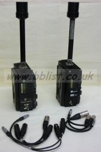 Gigawave Wireless Link and Sony DVW-970 Package