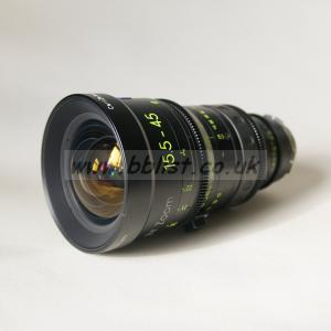 Zeiss LWZ-2 15.5-45mm T2.6 Zoom Lens, PL Mount