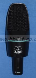 ORGINAL AKG C3000 USED