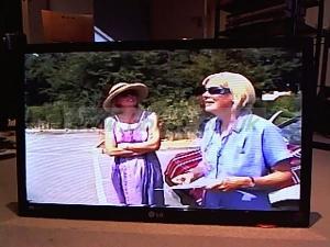 "23"" 3D LG CINEMA LCD monitor"