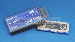 Sony SxS PRO 16Gb card