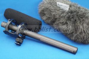 AT897 short gun microphone