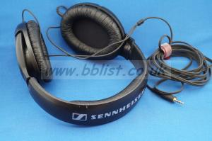 Sennheiser HD201 closed headphones