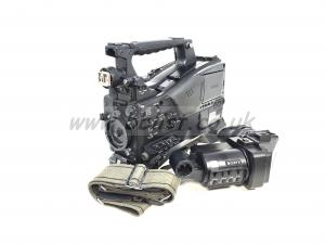 Sony PXW-X500, 2200 hours, Camcorder
