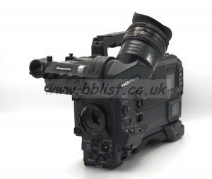 Panasonic AJ-HDX900E HD broadcast camera