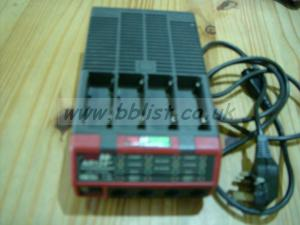 Pag battery charter 4in top slots plus 4 piug in