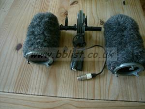 rycote softieand ceadle with pistol grip xradle and nic jump