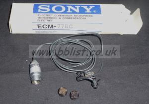 Sony ECM77B