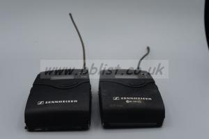 Sennheiser G3 100 Tx and Rx