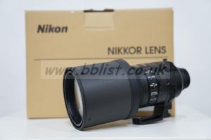 Nikon 300mm f2.8 G ED IF II AF-S VRii Lens