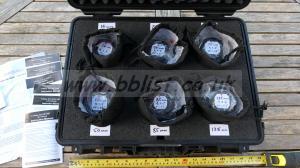 SAMYANG - V-DSLR 6 x PRIME LENS SET - 14-24-35-50-85-135mm
