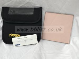 Tiffen 4x4 Warm Black Promist Filter 0.5 (1/2)