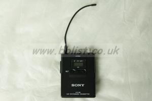 Sony UTX-B2 Radio transmitter - NO MIC. CH38